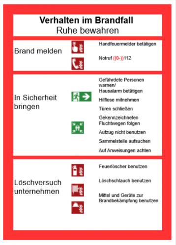 Word Vorlage Brandschutzordnung Ebook By Feuerwehrausbildung Xinxii Gd Publishing Ltd Co Kg