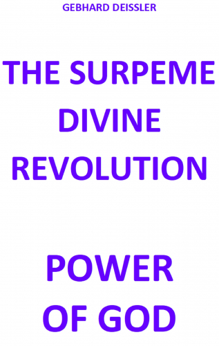 THE SUPREME DIVINE REVOLUTION