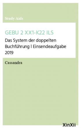 GEBU 2 XX1-K22 ILS