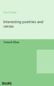 Interesting poetries and verses