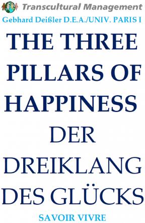 THE THREE PILLARS OF HAPPINESS