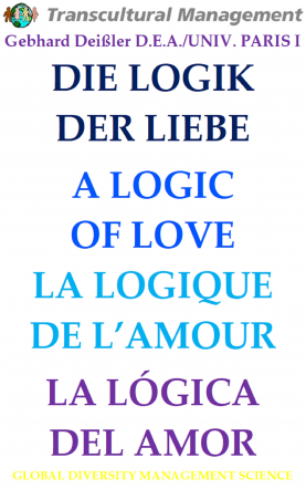 DIE LOGIK DER LIEBE. A LOGIC OF LOVE.  LA LOGIQUE DE L'AMOUR
