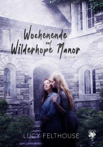 Wochenende auf Wilderhope Manor