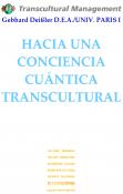 HACIA UNA CONCIENCIA CUÁNTICA TRANSCULTURAL