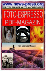 FOTO ESPRESSO MAGAZIN Foto Scannen Foto bearbeiten Nostalgiehe