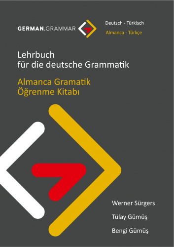 Lehrbuch für die deutsche Grammatik (Deutsch-Türkisch)