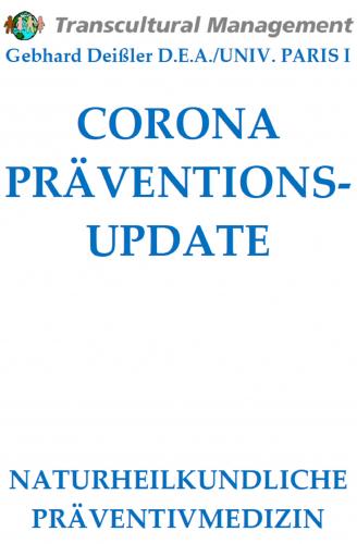 CORONA PRÄVENTIONS-UPDATE