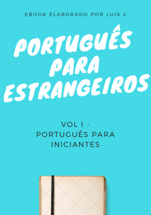 Course for foreigners beginners in portuguese