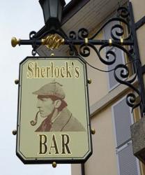 Sherlocks bar
