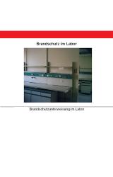 PowerPoint Präsentation Unterweisung Brandschutz Labor