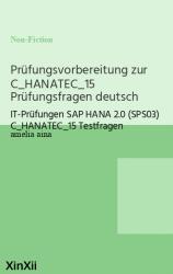 Prüfungsvorbereitung zur C_HANATEC_15 Prüfungsfragen deutsch