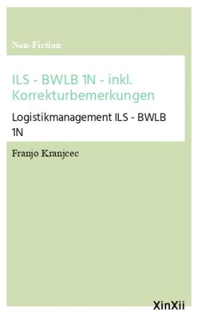 ILS - BWLB 1N - inkl. Korrekturbemerkungen
