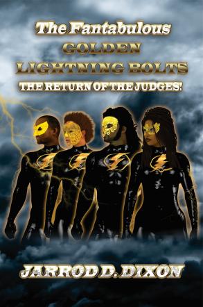 The Fantabulous Golden Lightning Bolts