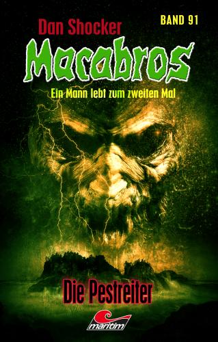 Dan Shocker's Macabros 91