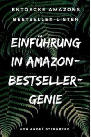 Einführung in Amazon Bestseller Genie