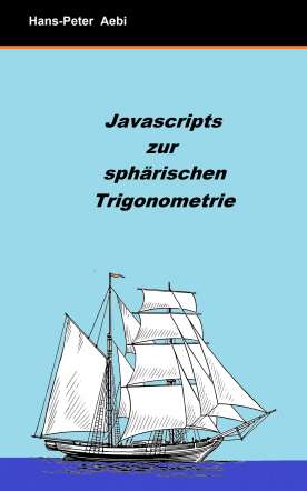Javascripts zur sphärischen Trigonometrie
