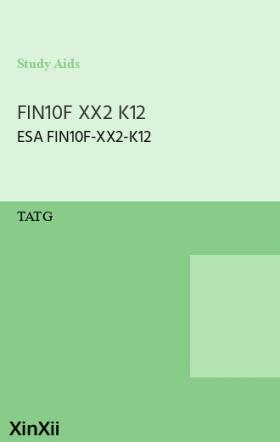 FIN10F XX2 K12