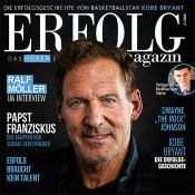 ERFOLG magazin 2/2020 - Spitzenleistung auf Abruf