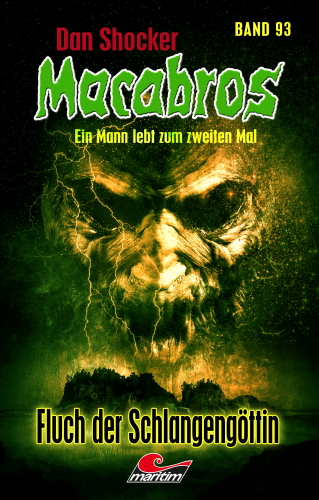 Dan Shocker's Macabros 93