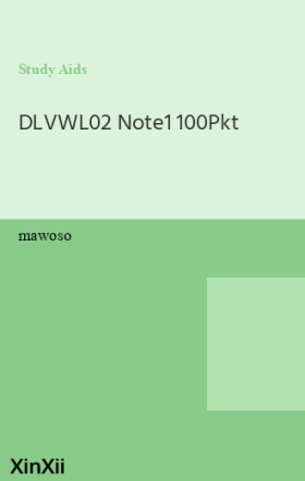 DLVWL02   Note1   100Pkt