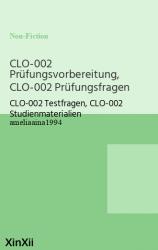 CLO-002 Prüfungsvorbereitung, CLO-002 Prüfungsfragen