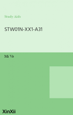 STW01N-XX1-A31
