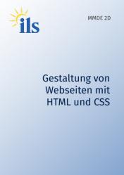 MMDE 2D – Gestaltung von Webseiten mit HTML und CSS