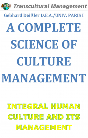 A COMPLETE SCIENCE OF CULTURE MANAGEMENT