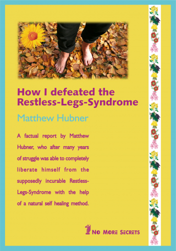 How I defeated the Restless-Legs-Syndrome