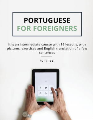 Intermediate portuguese course for foreigners