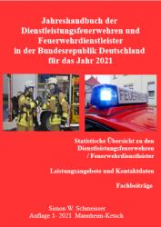 Jahreshandbuch der Dienstleistungsfeuerwehren