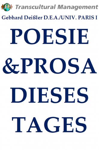 POESIE & PROSA DIESES TAGES