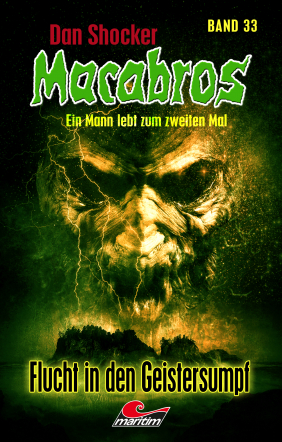 Dan Shocker's Macabros 33