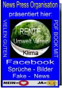 Facebook FakeNews Vorlagen Bild und Texte Sprüche als PDF Book