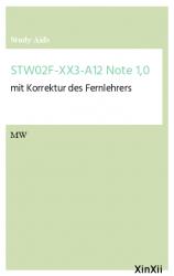 STW02F-XX3-A12 Note 1,0