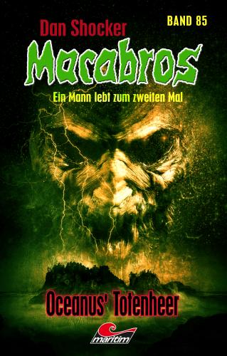 Dan Shocker's Macabros 85