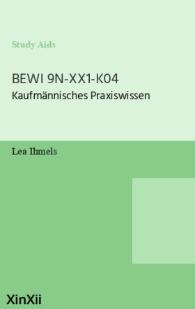 BEWI 9N-XX1-K04