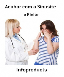 Acabar com a Sinusite
