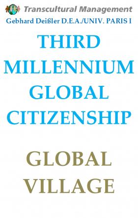 THIRD MILLENNIUM GLOBAL CITIZENSHIP