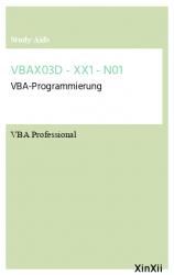 VBAX03D - XX1 - N01