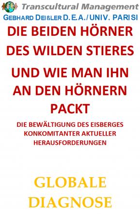 DIE BEIDEN HÖRNER DES WILDEN STIERES