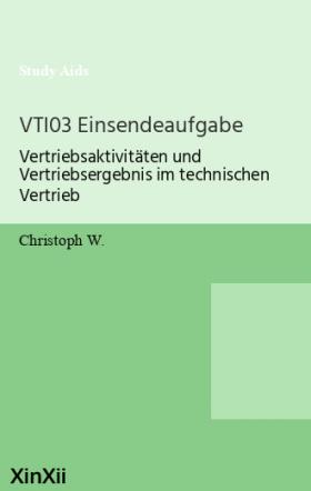 VTI03 Einsendeaufgabe