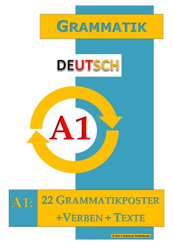 Grammatik Deutsch A1