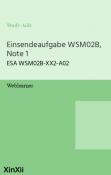 Einsendeaufgabe WSM02B, Note 1