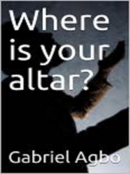 Where is your altar?