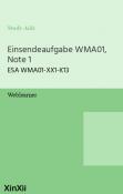 Einsendeaufgabe WMA01, Note 1