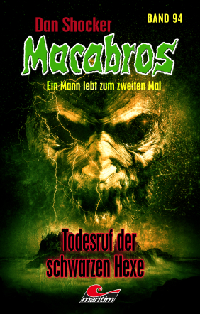 Dan Shocker's Macabros 94