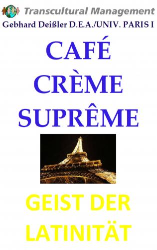 CAFÉ CRÈME SUPRÊME