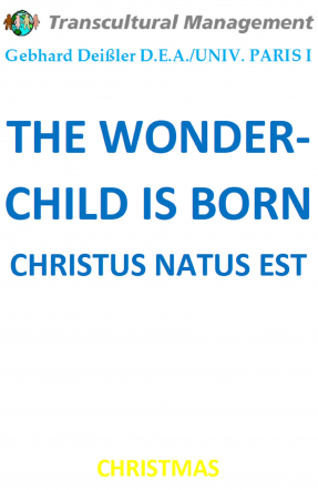 THE WONDER-CHILD IS BORN