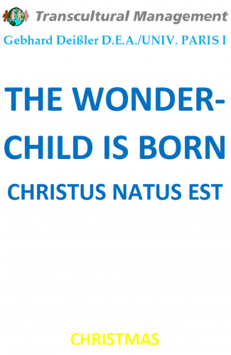 THE WONDER-CHILD IS BORN